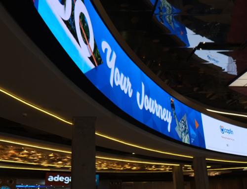 Fourways Mall Installation